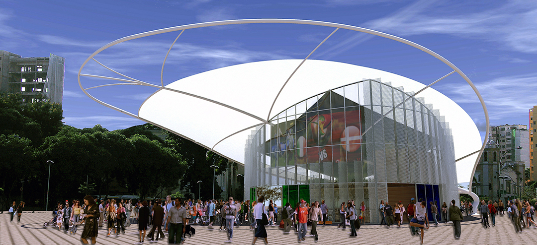 Rio World Cup Culture Center