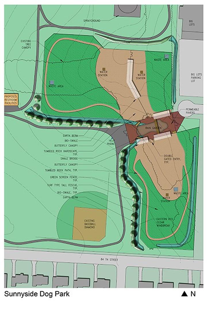 Sunnyside Dog Park Master Plan