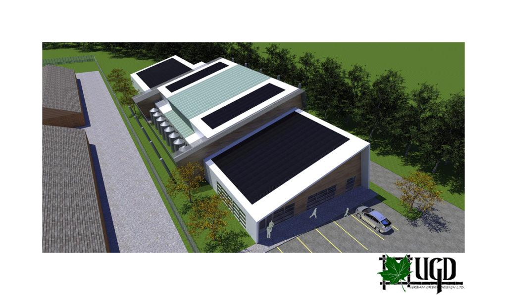 First LEED Medical Marijuana Cultivation Facility - Urban Green Design